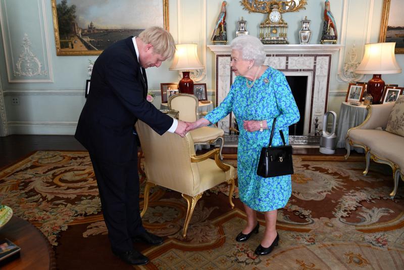 ?传工党下月提不信任案 或请女王出面