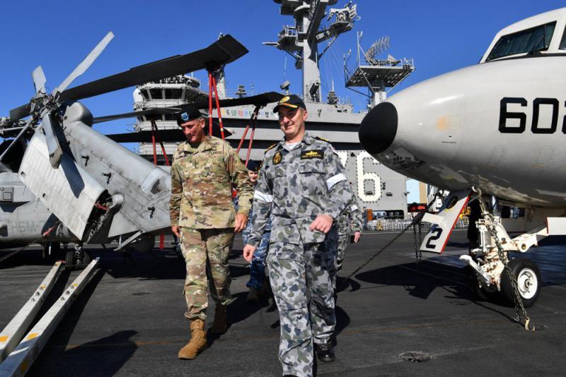 提升印太影响力 澳投27亿强化特种部队