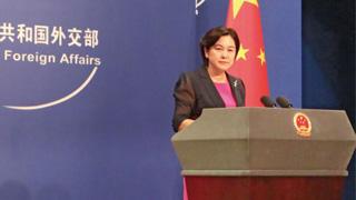 外交部敦促美国立即停止插手香港事务