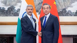 ?王毅:印度举措无效 不改变中方领土主权