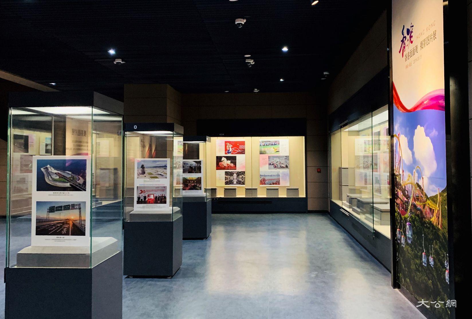 「香港面面觀 攝影圖片展」商丘站揭幕 展期2月