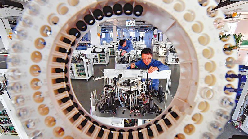 首七月使用外资增7.3% 专家:全球增长引擎仍在中国