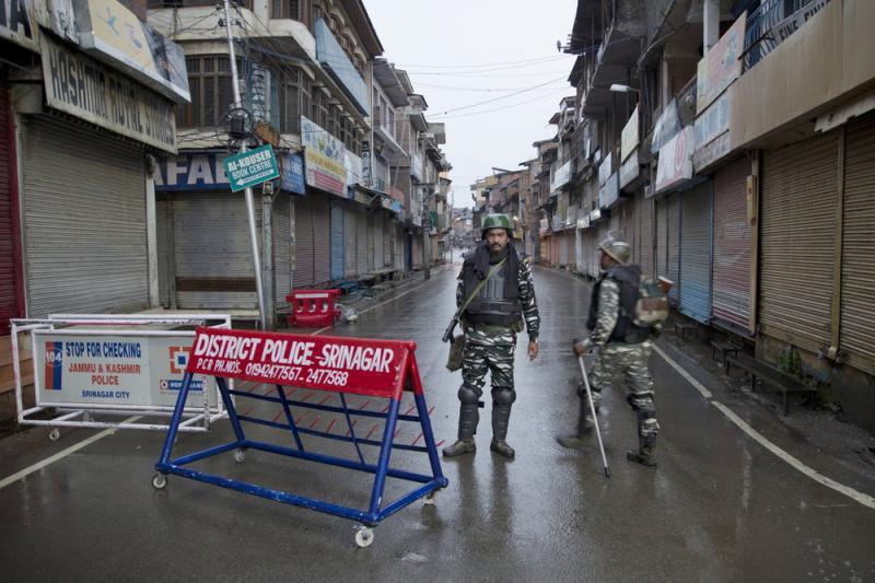 克什米尔危机升级 巴基斯坦向安理会求助