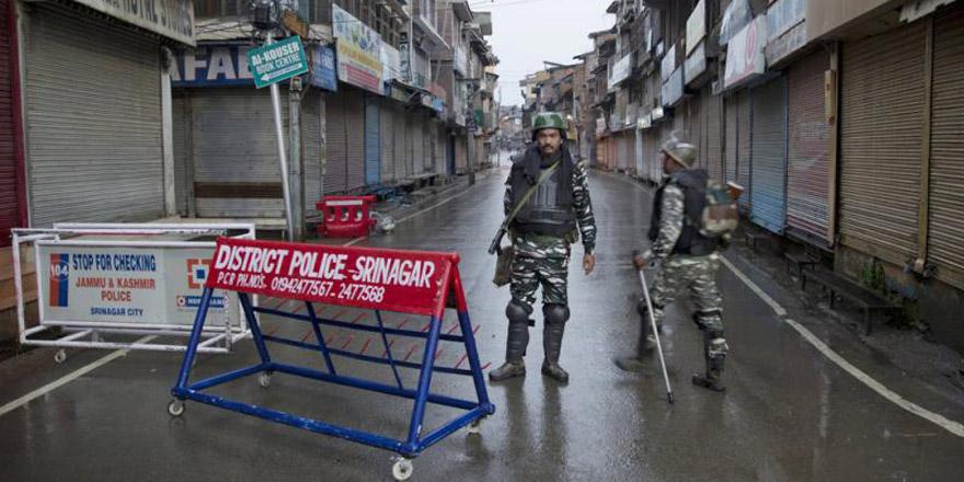 克什米爾危機升級 巴基斯坦向安理會求助