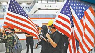 """?前CIA特工:香港是我们""""监听岗"""""""