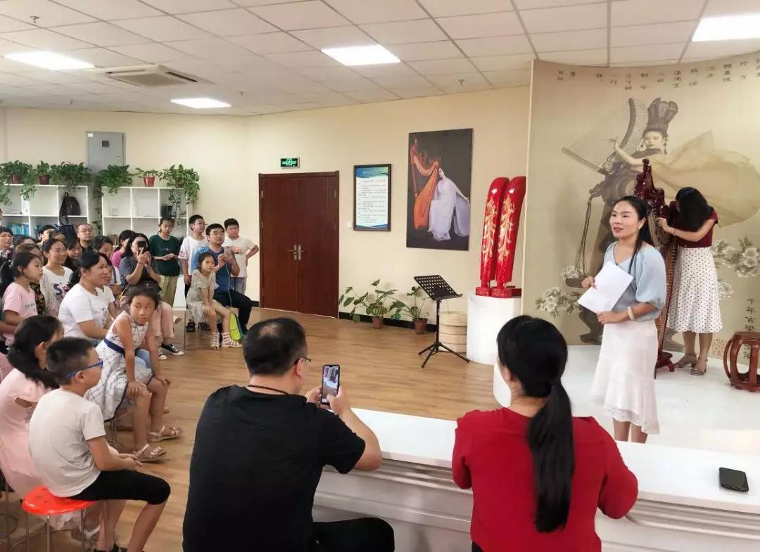 北京专家为中牟箜篌技艺把脉