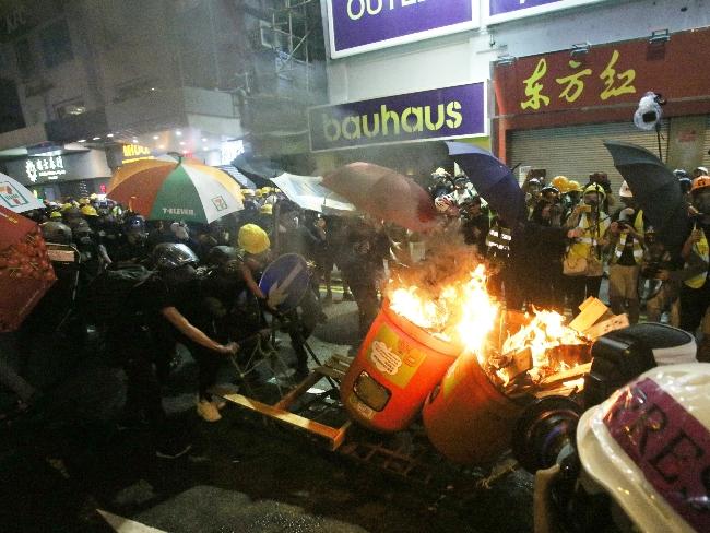 港工程師學會:香港滿目瘡痍 痛定思痛須止亂