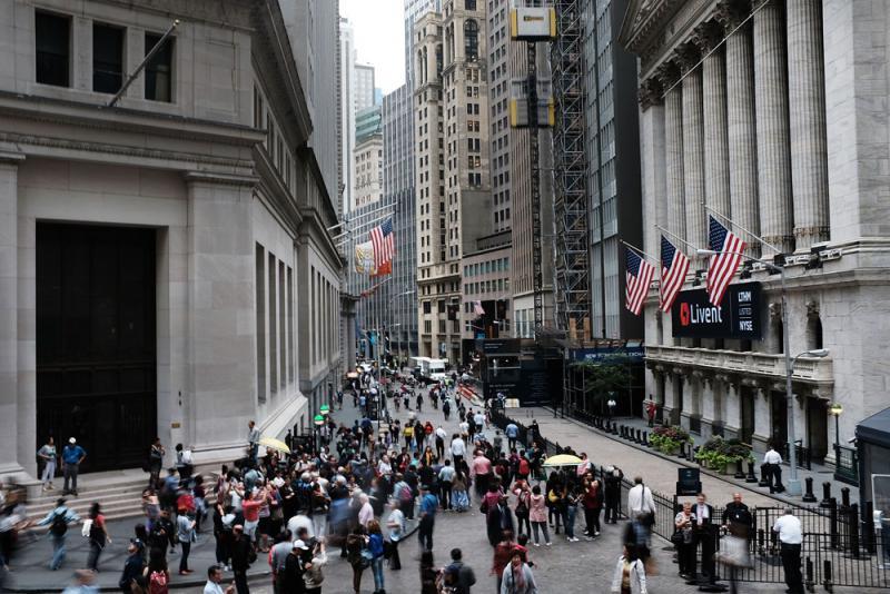 华尔街股市寒冬或至/大卫