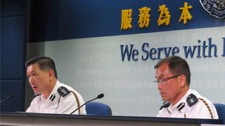 香港警方:将以短讯形式通知市民大型公众活动讯息