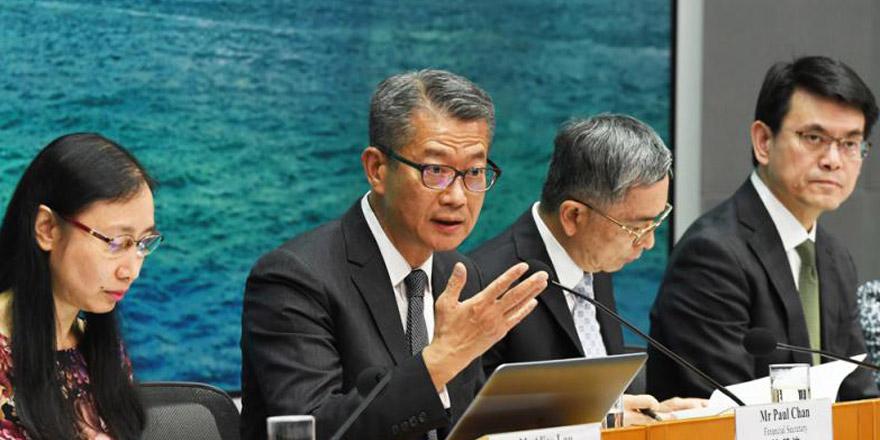 特区政府191亿利民纾困 止暴制乱救香港