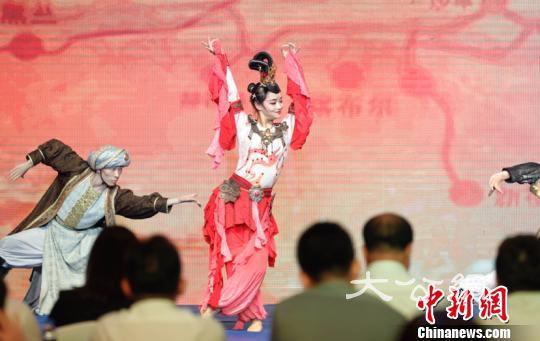 西安文化旅遊主題推介會在哈爾濱掀起「長安熱」
