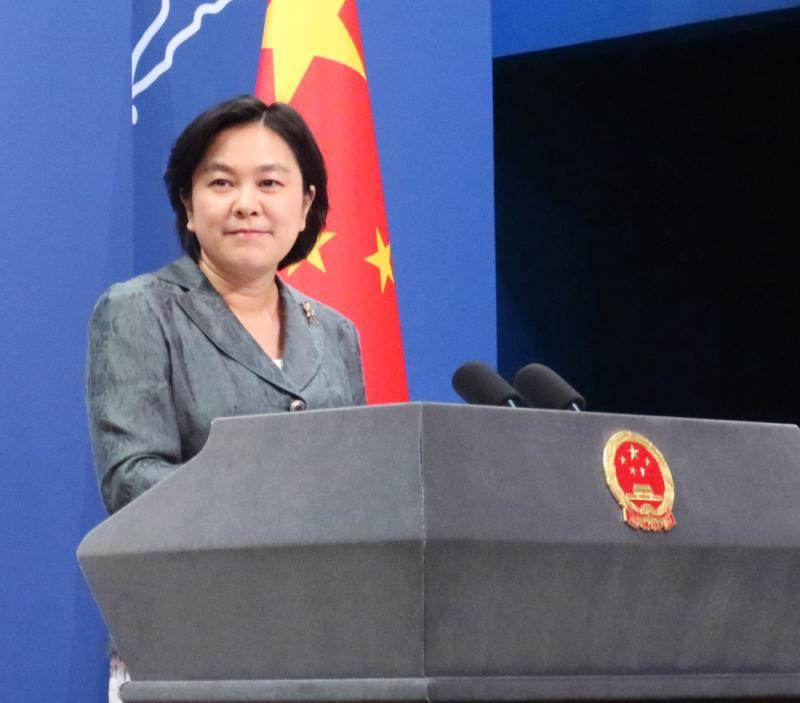 外交部:中央坚定支持特区依法惩治暴力分子