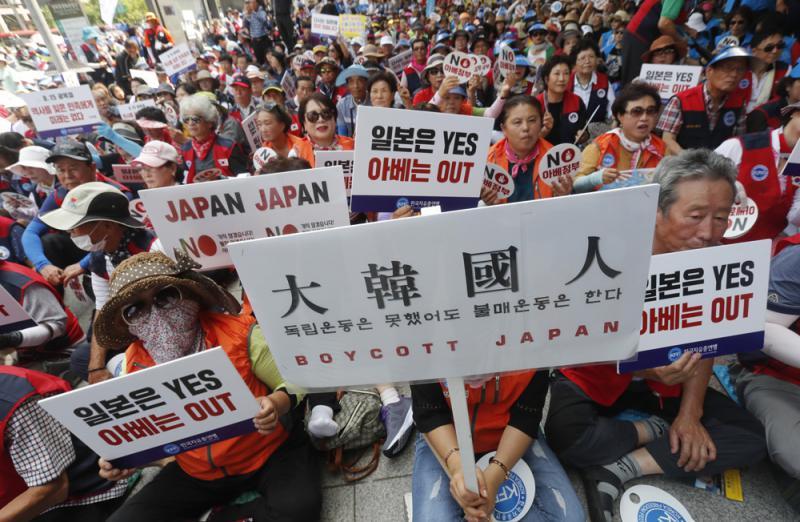 牵制日本 韩加强废弃物核辐射检查