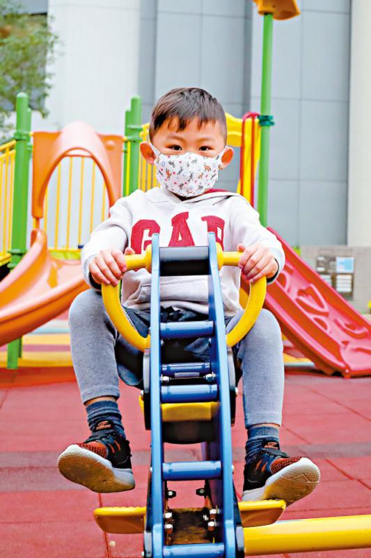 港遊樂場被批設計單調 漠視兒童成長發展需要