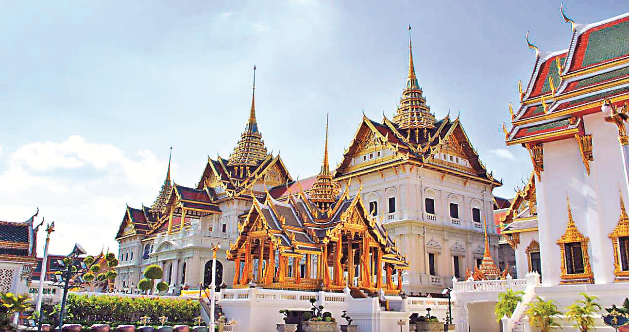 曼谷三廟\馮 進