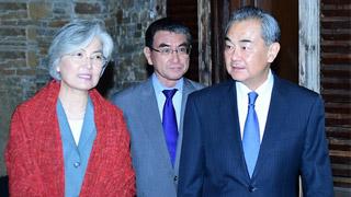 王毅:使中日韩合作成为东亚共同体建设的依托