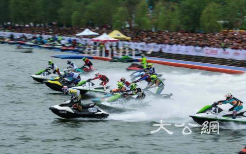 國際摩托艇公開賽開賽在即 百餘高手將聚漢中