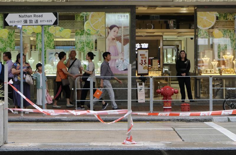 <b>暴乱祸百业 香港旅业裁员潮淹至</b>