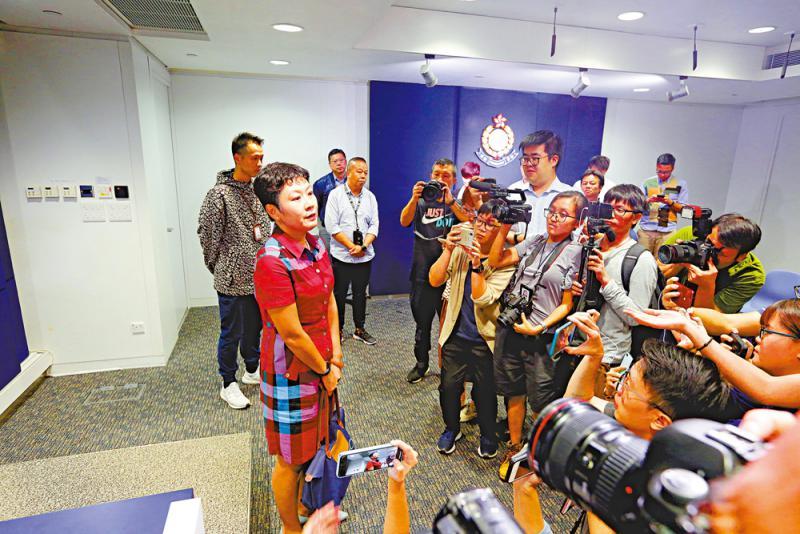 中國記協強烈譴責粗暴侵犯記者正當採訪權益
