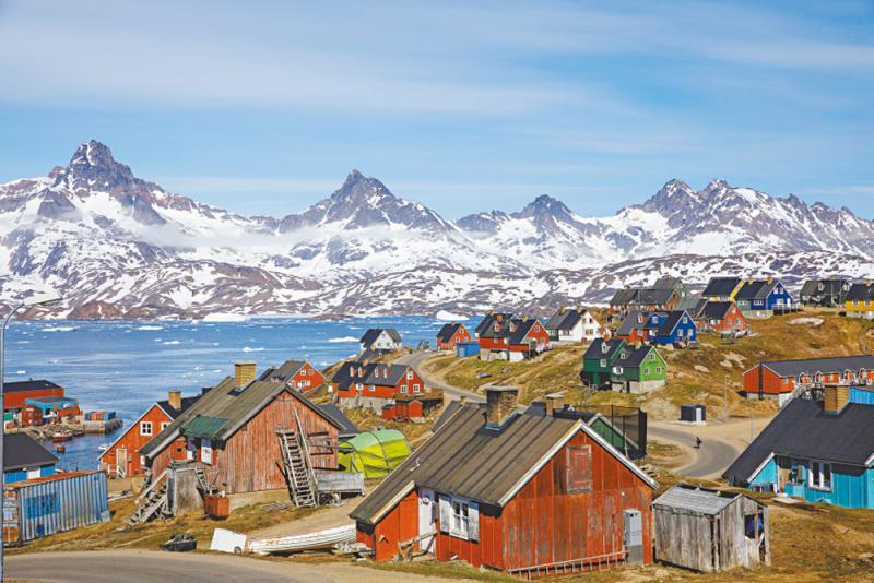 求購格陵蘭島被拒 特朗普推遲訪丹麥