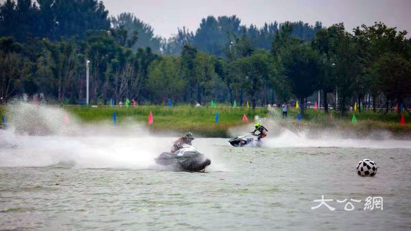 2019年中國極限運動大會摩托艇比賽圓滿閉幕