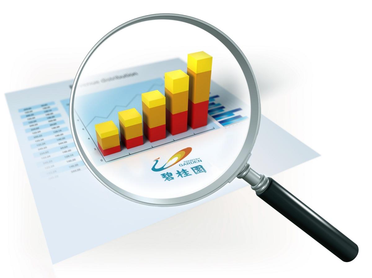 碧桂園曬出上半年成績單:收入2020億 凈利潤230.6億