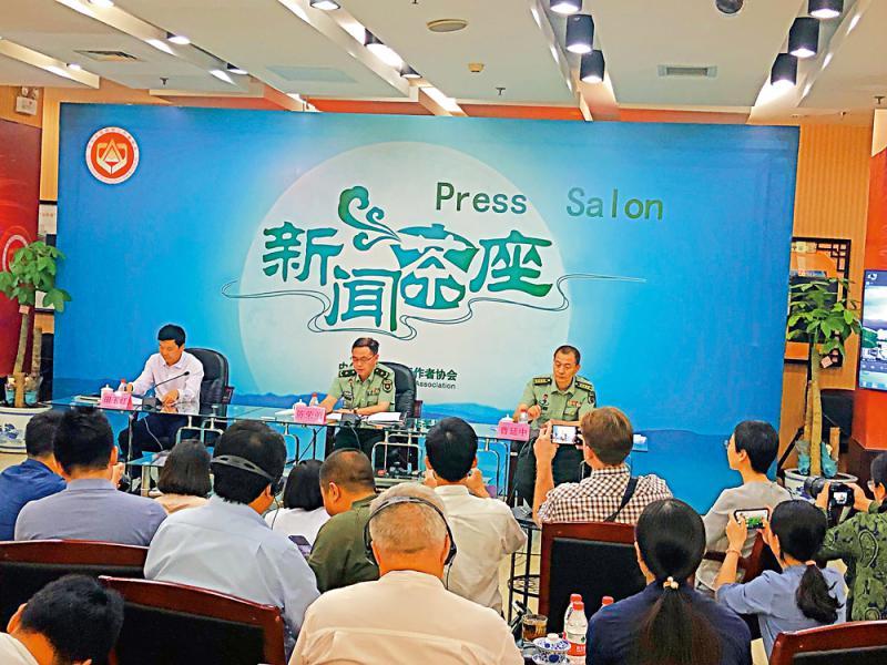 軍科專家:中國軍隊決不容忍「台獨」