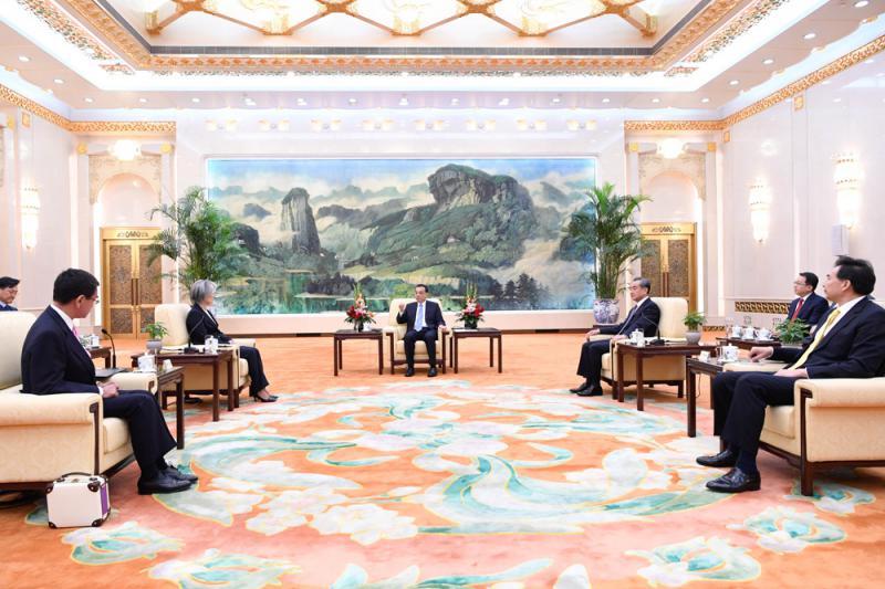 ?李克强:推动中日韩合作迈向更高层次
