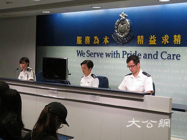 警方記招|葵芳站襲擊案  警方並未遲到或延誤案情