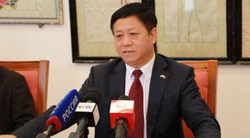 驻俄大使:反对任何国家在军控问题上拿中国说事