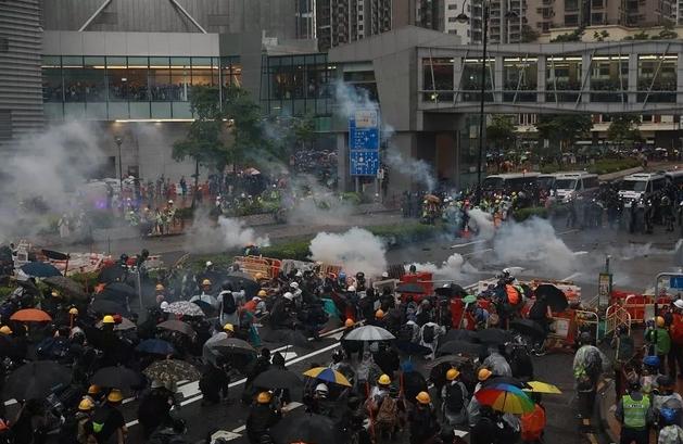 警员协会谴责暴力 籲记者勿阻警方工