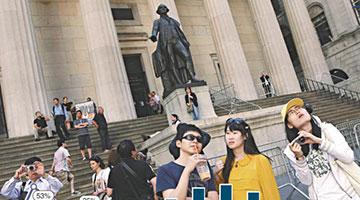 中美贸易战阻碍交流 美国恐失去200万中国游客