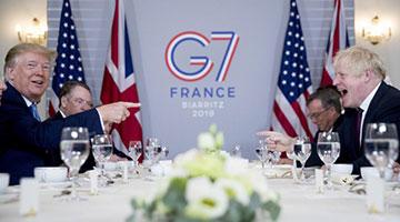 G7贸易分歧多特朗普成众矢之的 多国吁缓解中美贸战