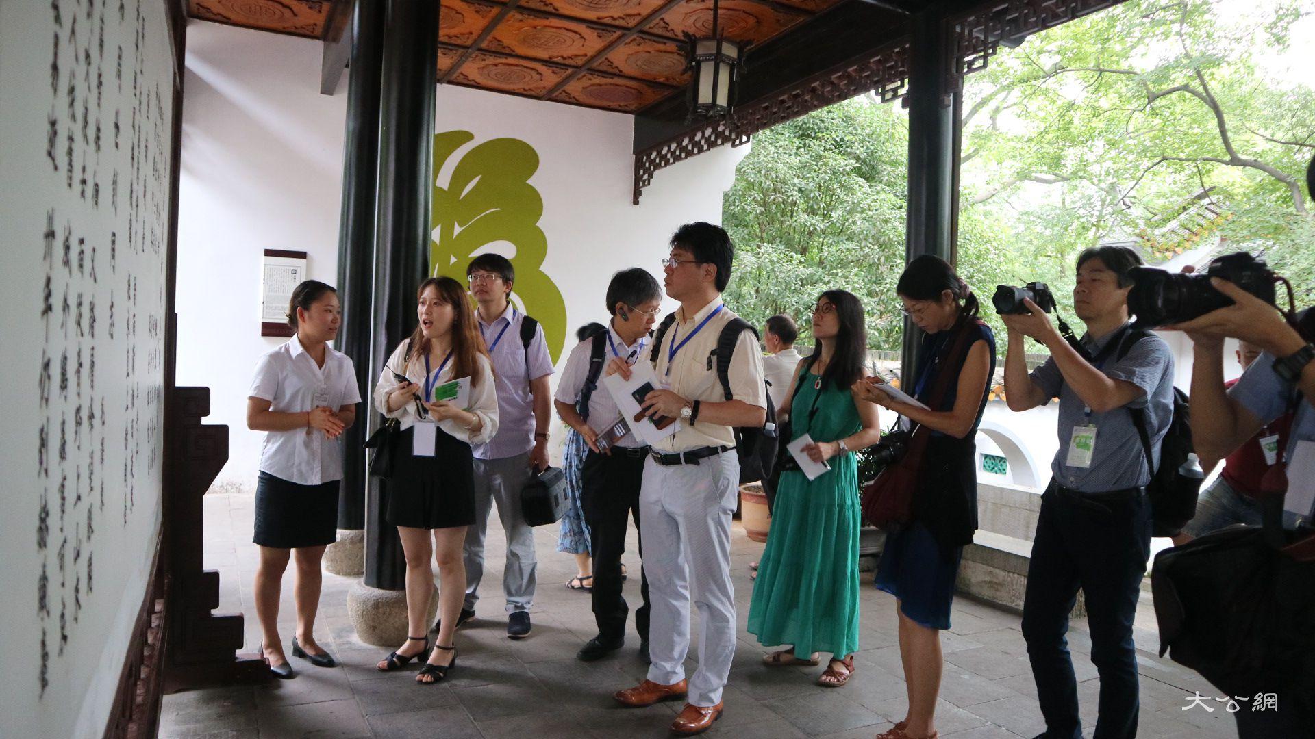 日媒记者走进长沙 感受历史文化名城魅力