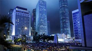 业界调查:香港九成导游全面停工