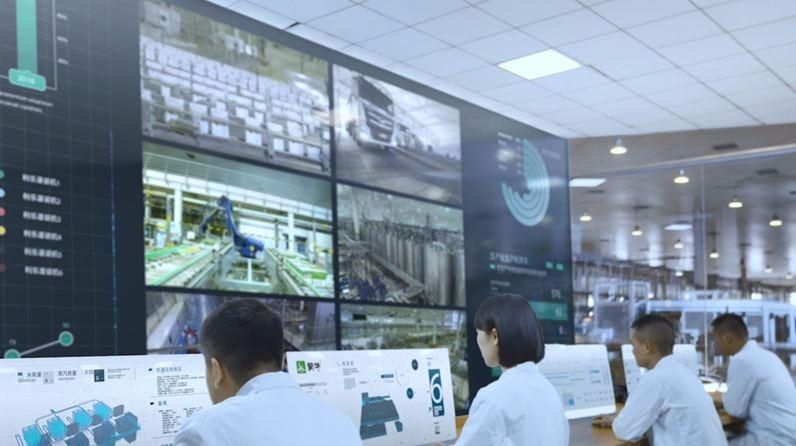 """蒙牛2019中报:打造""""数字牛"""" 加速拥抱5G时代"""