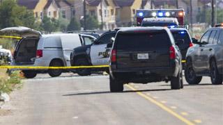 美得州又爆枪击案 酿7死19伤