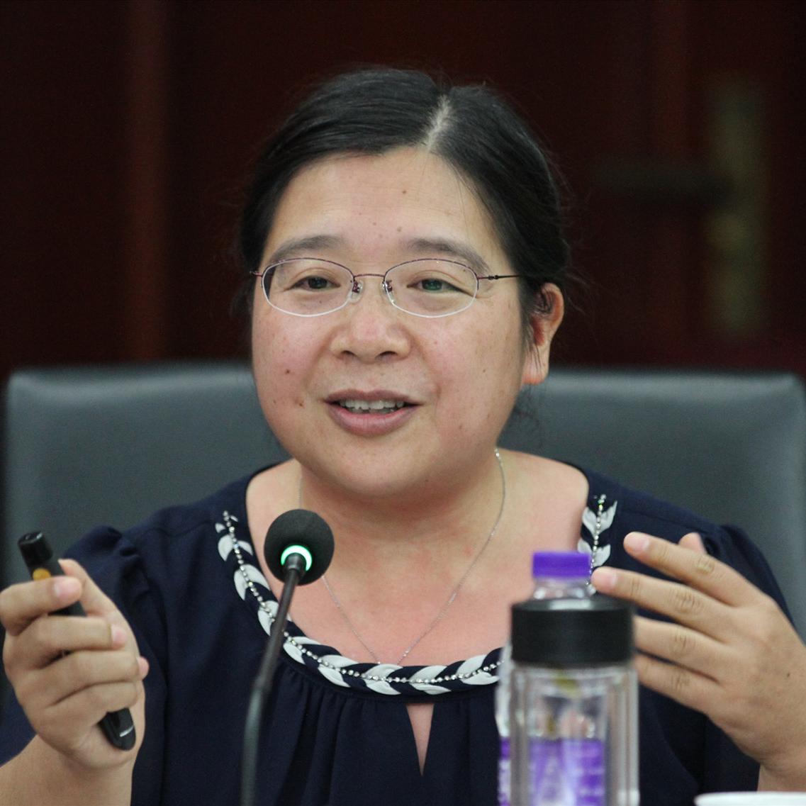 李琼慧:应加强规划与体制机制建设 企业应降本增效 强化自身的竞争力