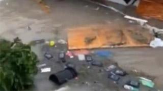 ?五级飓风登陆 美百万人大疏散