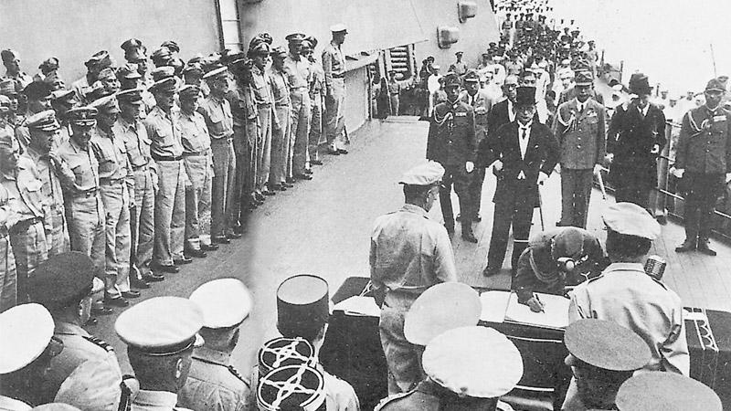 抗战胜利74周年 再读大公报记者永垂史册经典《落日》