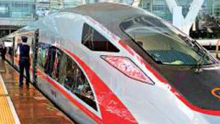 广深港高铁内地段将畅享5G 移动华为携手推高铁智能化