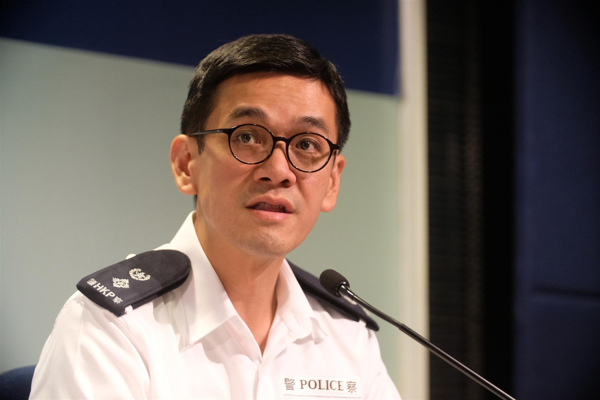 警方記招|毆打《環時》記者付國豪案再拘捕多一人