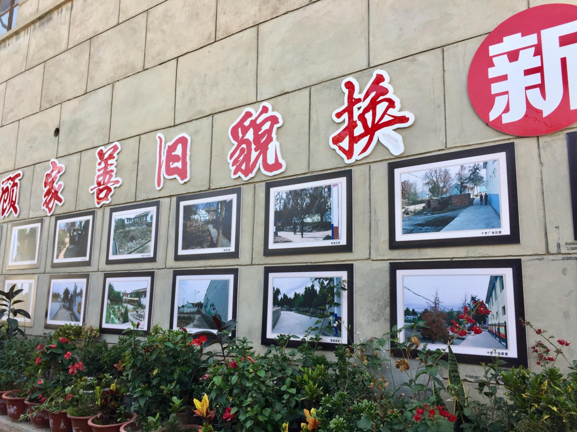 """""""花村·顾家善""""——藏在西北群山中的""""江南水乡"""""""