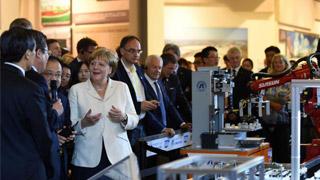 ?默克尔访华将扩中德中欧自贸共识