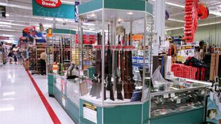 ?控枪第一步 沃尔玛停售手枪