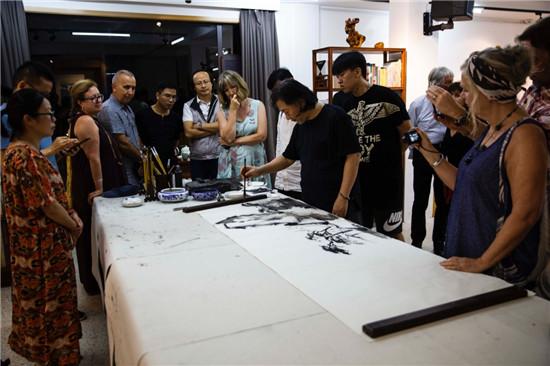 中英艺术家交流活动在温州举行:打造文旅融合新业态