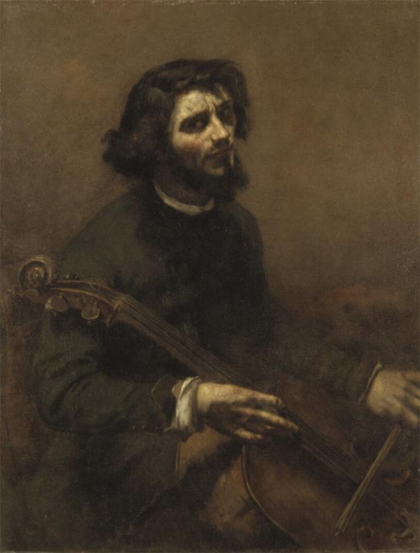 画外有音\大提琴家库尔贝?\王 加