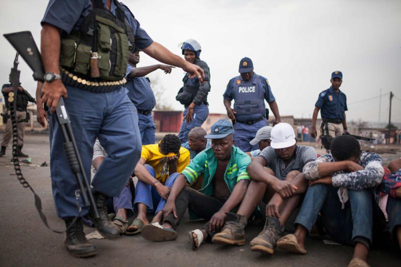?排外骚乱升级 南非关驻尼日利亚大使馆