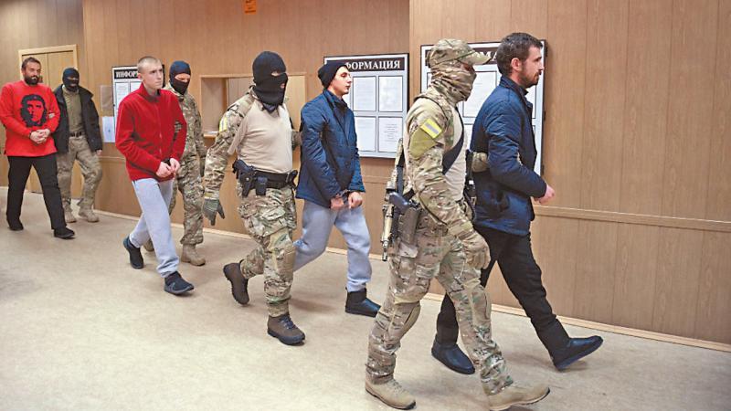 ?俄乌70囚犯互换 助两国关係正常化