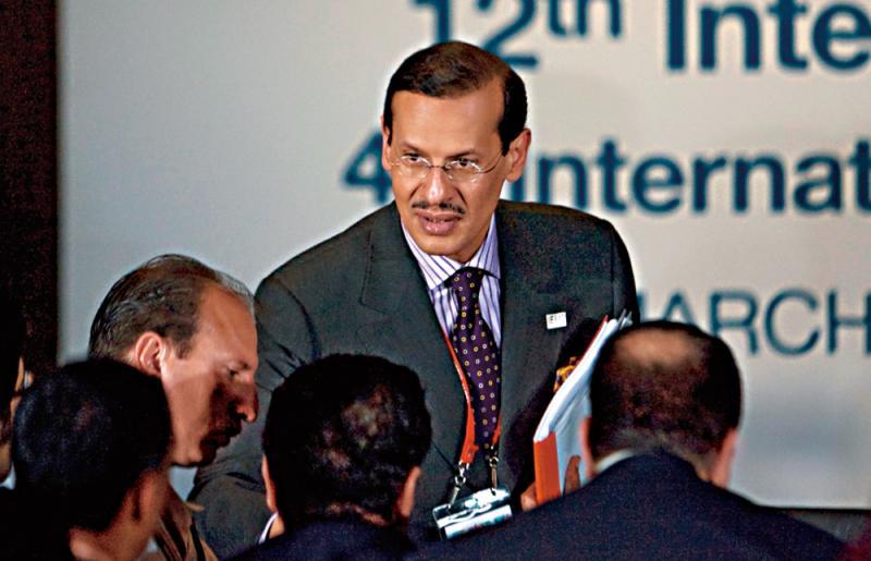 ?不满油价持续低迷 沙特撤换能源部长